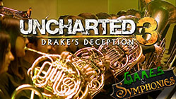 Uncharted 3: Drake's Deception Themes